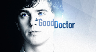 "GO WATCH ABC's ""THE GOOD DOCTOR"""